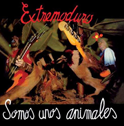 Somos Unos Animales (Vinilo + CD)