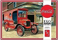"""AMT1024 1/25 1923 フォード モデルT デリバリーバン """"コカ・コーラ"""""""