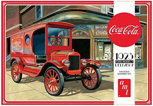 AMT1024 1/25 1923 フォード モデルT デリバリーバン