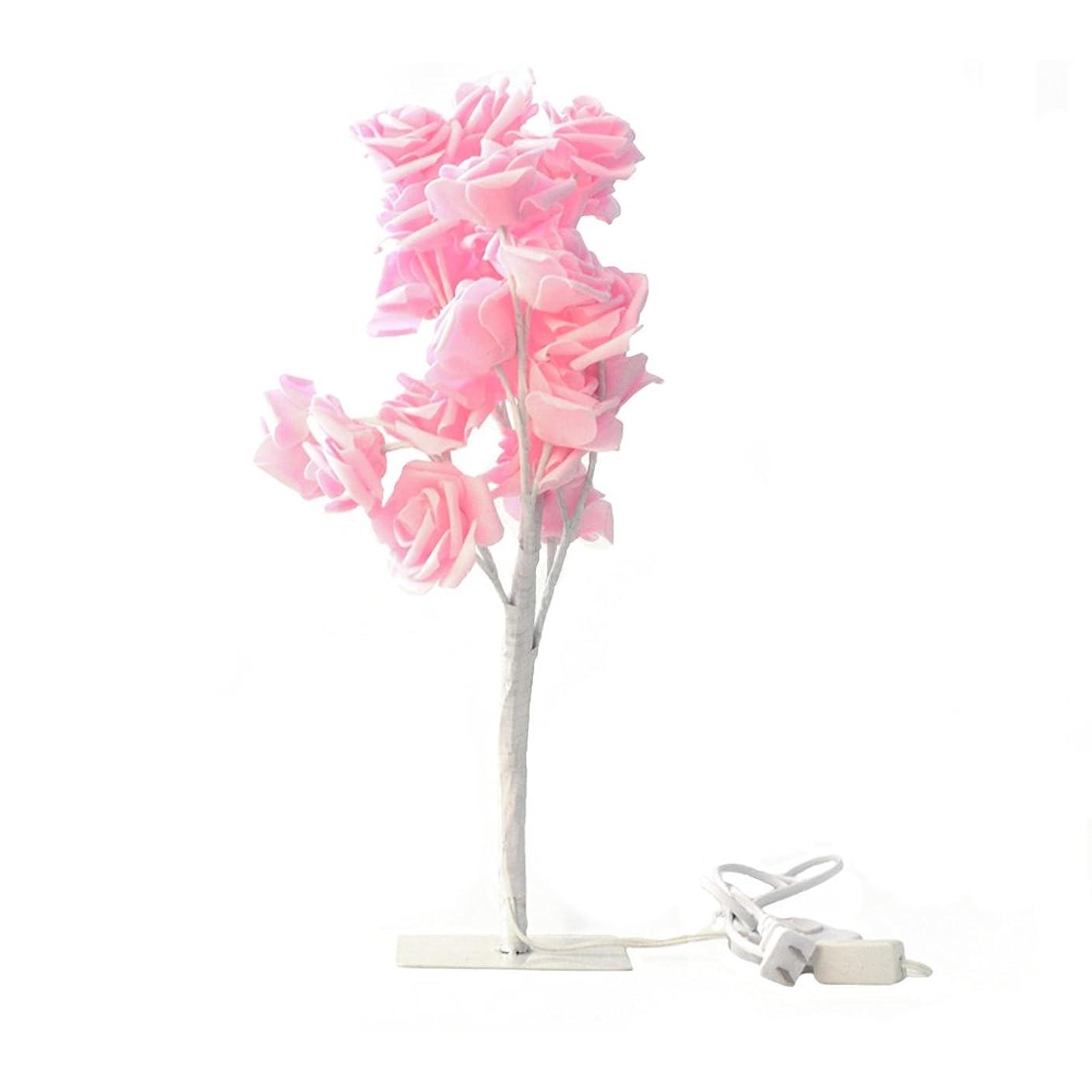 ジム買い手重要な役割を果たす、中心的な手段となるEtelux花ランプ バラランプ ランプツリー テーブルスタンド 部屋飾り花 パーティー用、暇、 結婚式用 省エネルギー 耐久性のある