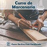 Curso online em videoaula sobre Marcenaria com Certificado + 2 brindes
