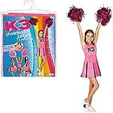 Photo de Studio 100 Studio1000806035K3Vestiaire Robe Cheerleader dans hollandais, One Size (3–5