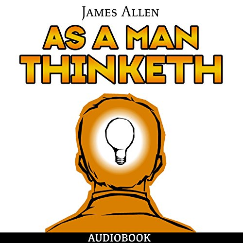 As a Man Thinketh copertina