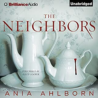 The Neighbors audiobook cover art