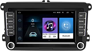 Camecho Android Autoradio, GPS Navigation, 17,8 cm (7 Zoll) HD Touchscreen, Bluetooth, AM / FM Receiver / Player