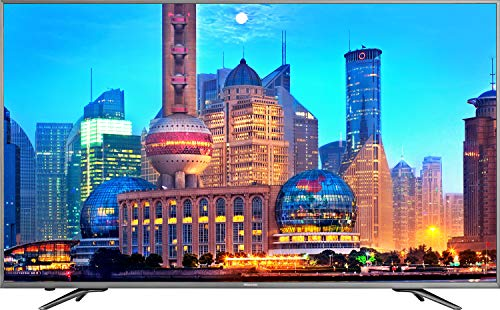 Hisense H55N6800 Grey - 55inch ULED 4K Ultra HD HDR Smart TV with 4x...