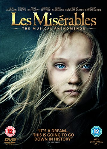 Les Misérables (DVD + Digital Copy + UV Copy) [2012]