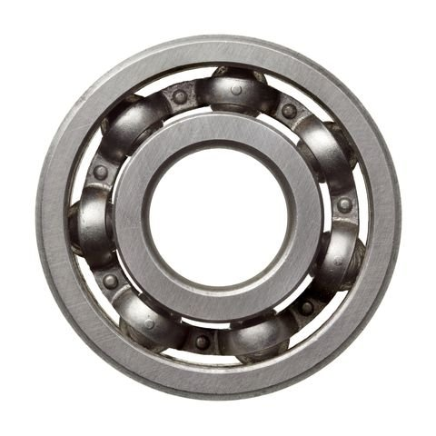 EZO 698 ZZ Deep Groove Ball Bearing, Thin Section, 8 mm ID, 19 mm OD 6 mm Width