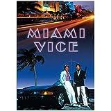 Miami Vice (1984) Maravillosa serie de TV Póster Impresión en lienzo Pintura Arte de la pared para la decoración del dormitorio de la sala de estar-50x70cm Sin marco