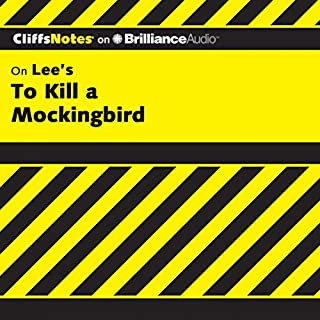 To Kill a Mockingbird: CliffsNotes                   Written by:                                                                                                                                 Tamara Castleman                               Narrated by:                                                                                                                                 Kate Rudd                      Length: 3 hrs and 37 mins     Not rated yet     Overall 0.0