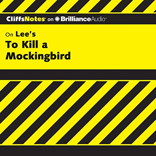 To Kill a Mockingbird: CliffsNotes cover art