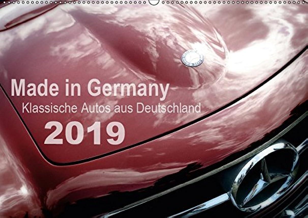 差別するブランデー脅威Made in Germany - Klassische Autos aus Deutschland (Wandkalender 2019 DIN A2 quer): Alte Karossen in faszinierenden Detailaufnahmen (Monatskalender, 14 Seiten )