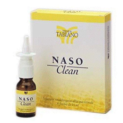 Terme di Salsomagg.Tabiano Naso Clean - 6 Flaconcini