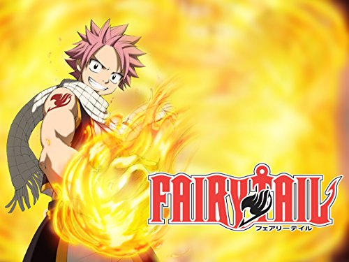 Fairy Tail Anime Series