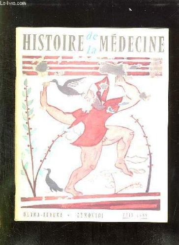 HISTOIRE DE LA MEDECINE N° VI JUIN 1958. SOMMAIRE: HOMMAGE AU DOCTEUR P DELAUNAY, VOLTAIRE SOUS UN ASPECT INATTENDU... PDF Books