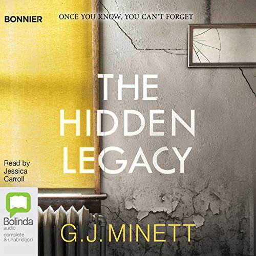 The Hidden Legacy audiobook cover art