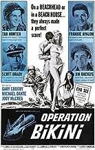 Operation Bikini - 1963 - Movie Poster Magnet