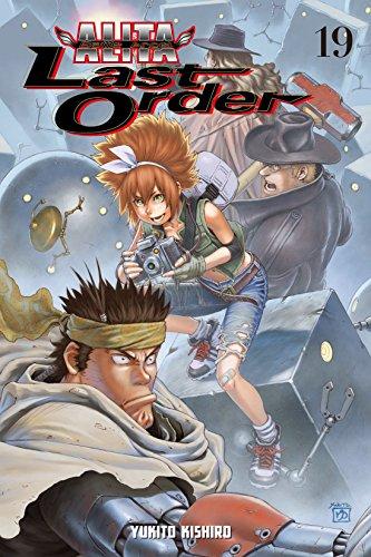 Battle Angel Alita: Last Order Vol. 19 (English Edition)