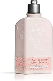 L'Occitane Shimmering Cherry Blossom Body Lotion, 8.4 fl. oz.