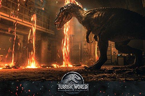 Jurassic World: Das gefallene Königreich (4K Ultra HD) (+ Blu-ray 2D)