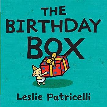 The Birthday Box  Leslie Patricelli board books