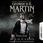 Vier Asse     Wild Cards - Die erste Generation 1              Autor:                                                                                                                                 George R. R. Martin                               Sprecher:                                                                                                                                 Reinhard Kuhnert                      Spieldauer: 22 Std. und 49 Min.     135 Bewertungen     Gesamt 3,9