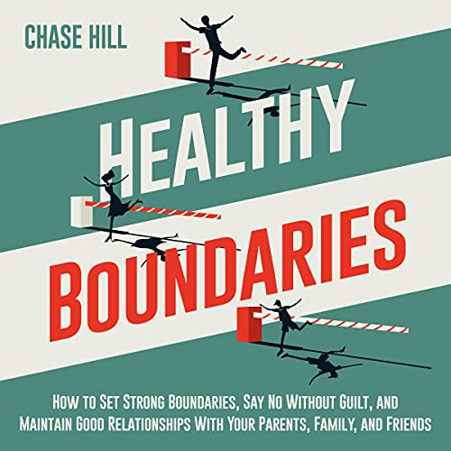 Healthy Boundaries cover art