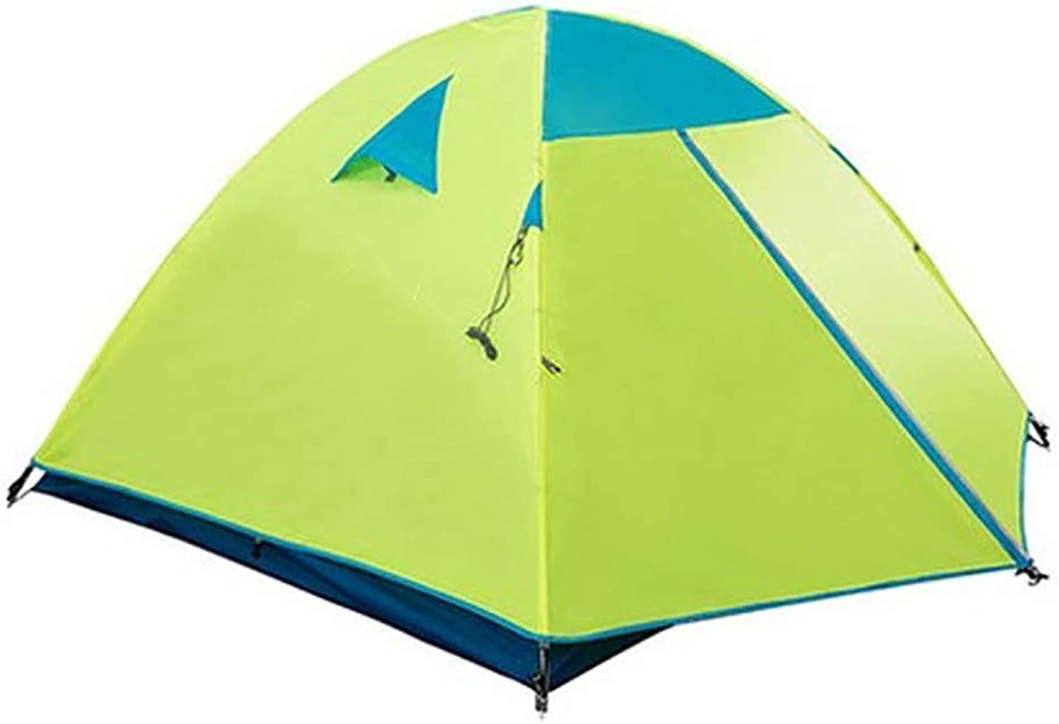 Outdoor Tent Camping Tent Tent Weatherproof Breathable Double Season Three Season Tent,Green