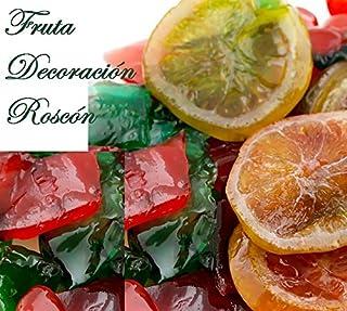 Roscón de Reyes Fruta Escarchada Decoración 150 grs -