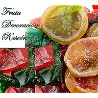 Roscón de Reyes Fruta Escarchada Decoración 150 grs - Panettone Italiano Fruta 150 grs