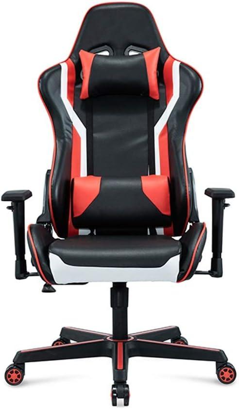 BLLXMX Gaming Ranking TOP9 Chair Racing Office Adjustab PC Ergonomic Tucson Mall Computer