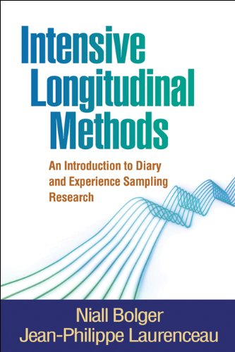 Intensive Longitudinal Methods: An Introduction to Diary and Experience Sampling Research (Methodology in the Social Sciences)
