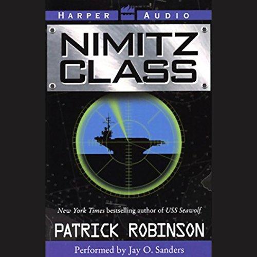 Nimitz Class audiobook cover art