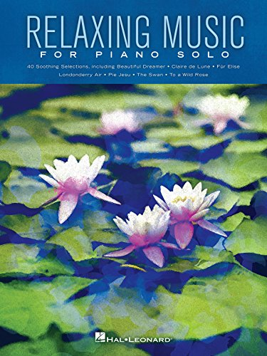 Relaxing Music for Piano Solo (English Edition)