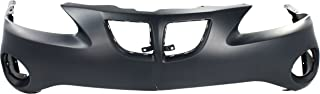 OE Replacement Pontiac Grand Prix Front Bumper Cover (Partslink Number GM1000698)