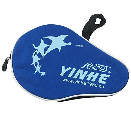 Best Price! PANDA SUPERSTORE Blue Table Tennis Bag Bat bag Table Tennis Cover