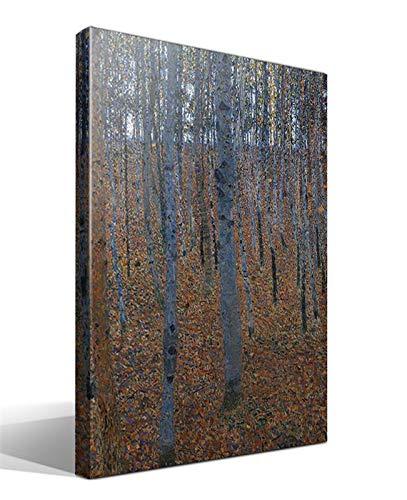 Cuadro Canvas Beech Grove I de Gustav Klimt