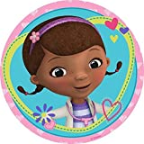 Doc McStuffins Edible Image Photo Cake Topper Sheet Birthday Party - 8' Round - 10001