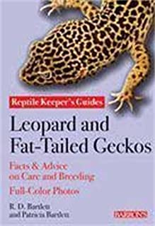 Leopard and Fat-Tailed Geckos (Reptile and Amphibian Keeper's Guides)