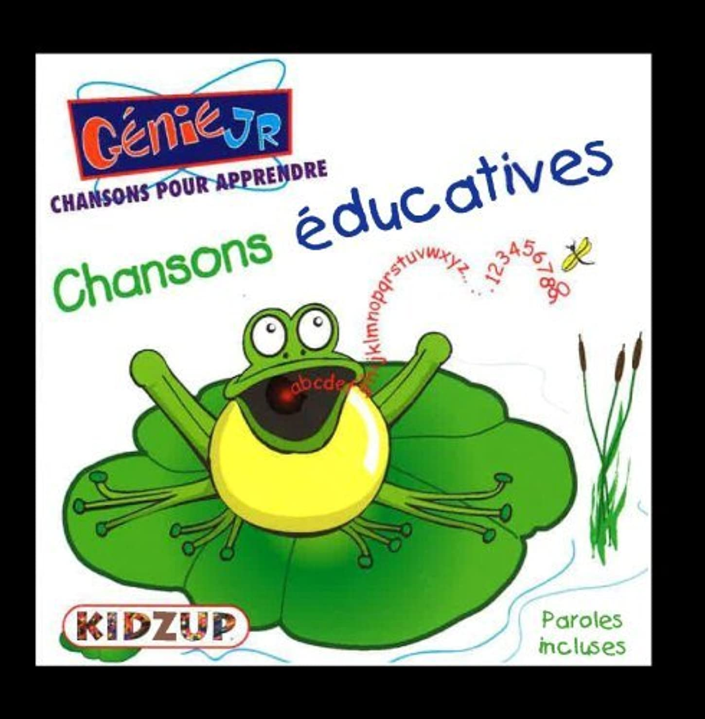 Chansons ??ducatives Vol.1 - G??nie Jr. by Kidzup Kids