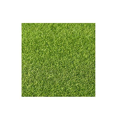 quanjucheer Tapis de pelouse imitation mousse pour décoration de jardin 15 x 15 cm