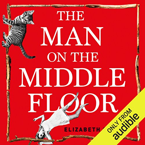 The Man on the Middle Floor audiobook cover art