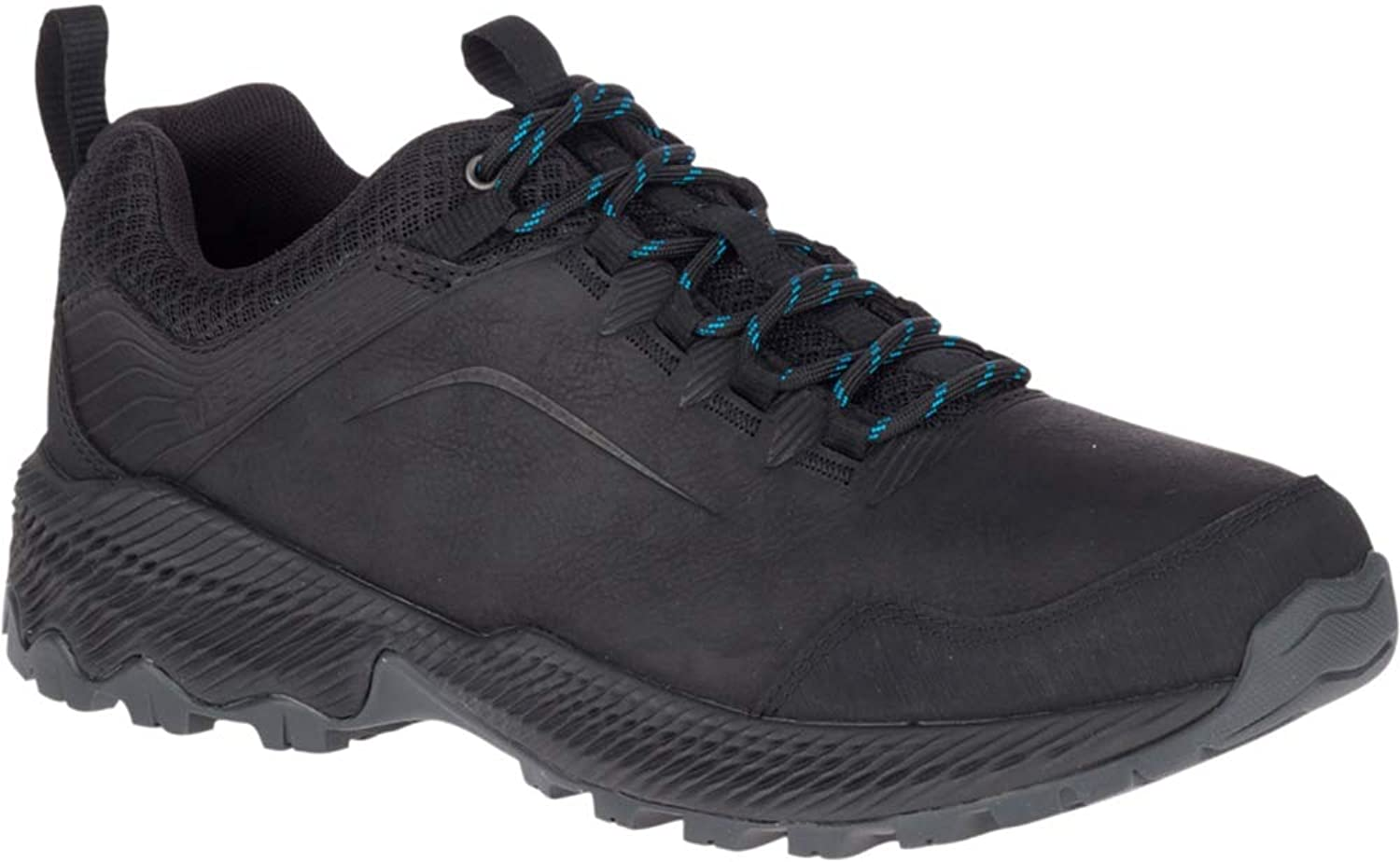 Merrell Forestbound J77285 Outdoor Hiking Trekking Trainers Athletic shoes Mens J77285 Black 11.5 UK