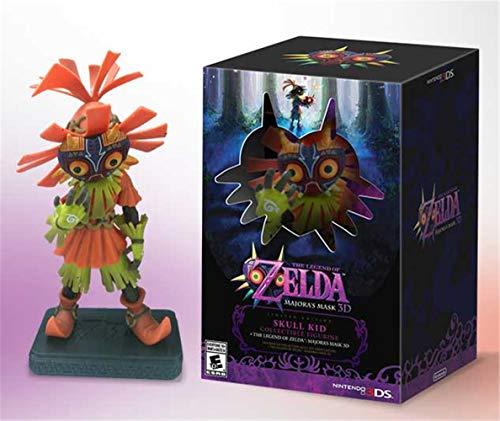 WJSWBX Action Anime Figures 16CM The Legend of Zelda Link Majora's Mask Cartoon Doll Model Doll PVC Statues Toys Action Figure Figurine