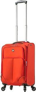 حقيبة أدوات دوارة ناعمة سايد ليجيرو من ميا تورو، لون قرفة
