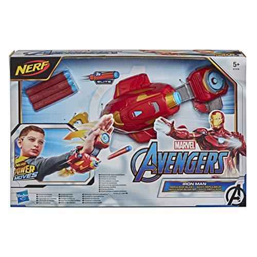 Avengers Power Moves Iron Man (Hasbro E7376EU4)