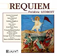 Ledroit: Requiem Op. 50 by F.H. Houbart (2013-08-27)