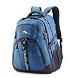 High Sierra 105157-7621 Access 2.0 Laptop Backpack, Graphite Blue/Mercury, One Size