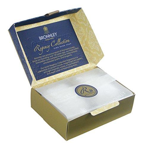 Bronnley Regency Collection Seifen, 50 g, 2 Stück