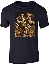 Viking Warriors Beer by Frank Frazetta Art Short Sleeve T-Shirt